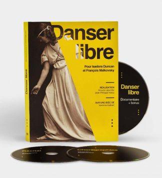Danser Libre - Coffret Triple - DVD