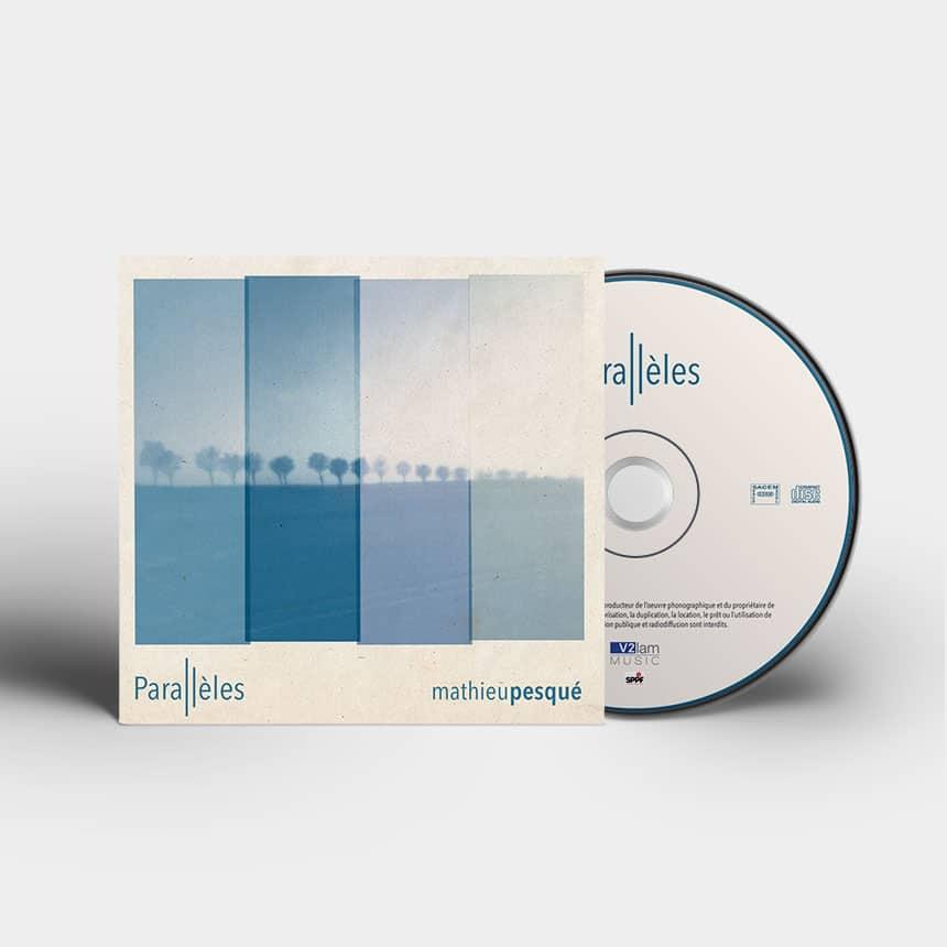 Mathieu Pesqué - Parallèles - Album
